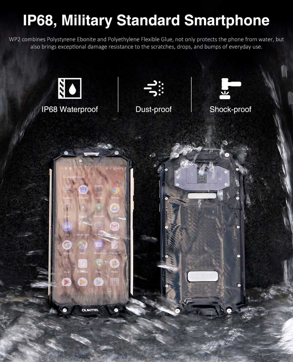 Oukitel WP2 Rugged Mobile