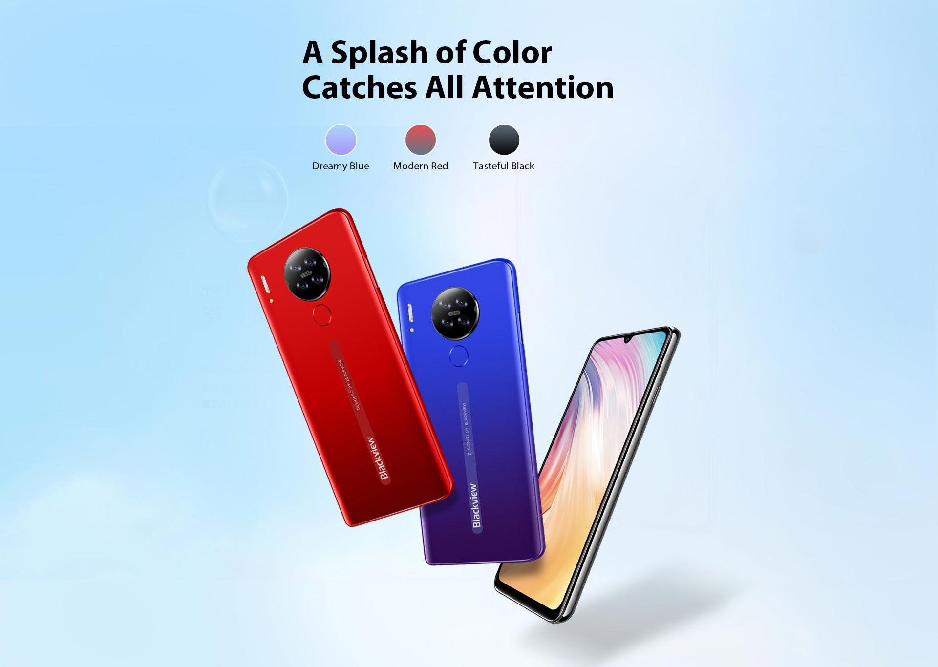 A80 smart phone