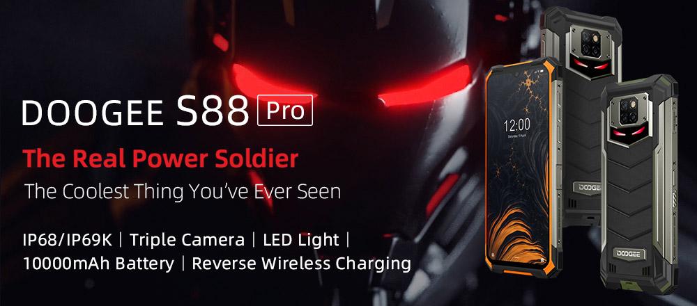 Doogee S80 Pro
