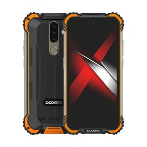 Buy Doogee S58 Pro orange