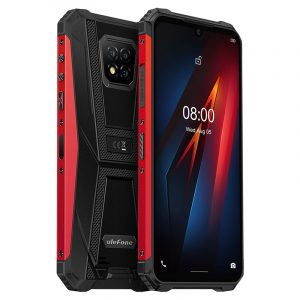Ulefone Armor 8 red