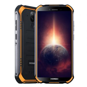 Buy Doogee S40 Pro Orange